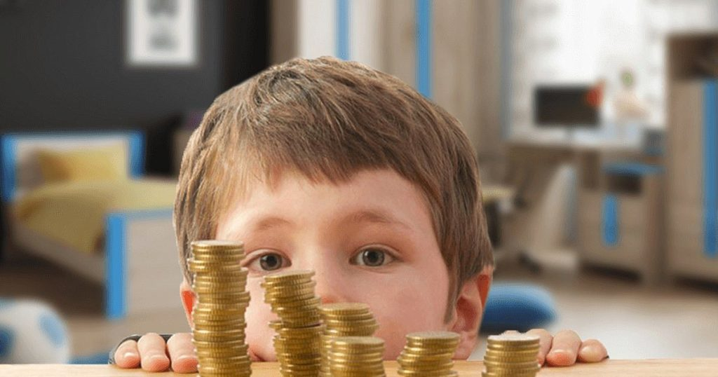 выплаты на детей до трёх лет